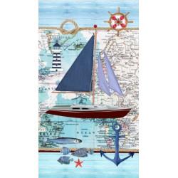 Strandlaken Sail