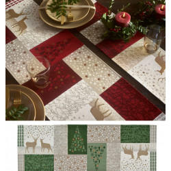 Kerst placemats Xmas Tales...