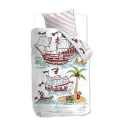 Beddinghouse Kids Piraten Ship