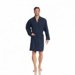 Badjas Vossen Rom marineblauw