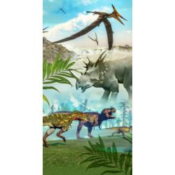 Strandlaken  Dino