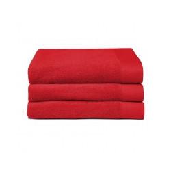 Handdoeken Seahorse Pure Red