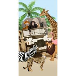 Strandlaken  Safari