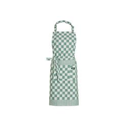 Keukenschort Groene ruit